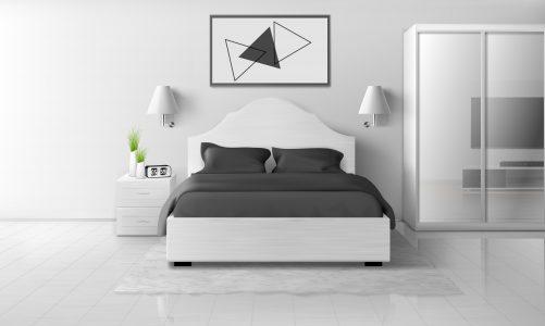 Do jakiej sypialni pasuje czarna pościel?